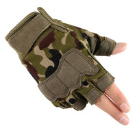 Custom Cool Cycling Army Military Gloves Combat Outdoor Hunting Tactical Gloves Working Safety Gloves
