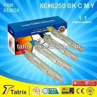 Wholesale China Premium Toner Cartridge C6250 For Xerox Color Toner Cartridge use for Xerox Laser Printer