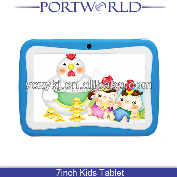 7 inch Android 5.1 512MB 8GB Wifif Camera Education Kids Tablet PC Children Tablets