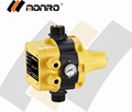 Monro yellow color 10bar with cable adjusted automatic pressure controller for water pump (EPC-5)