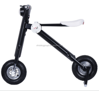 Super Fashion Electric One Second Folding Carbon Frame Bicycle ET Scooters from Horwin
