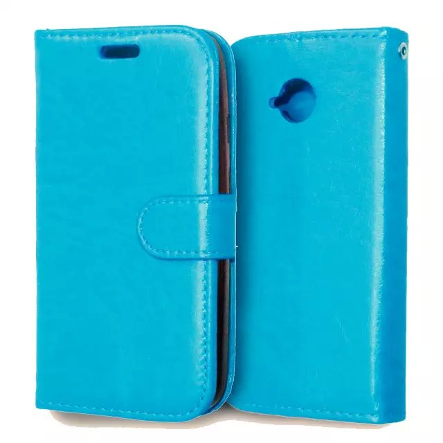 For Motorola Moto E2 E 2nd Gen Novel Flip Leather Case with Photo Frame Card Holder Stand fundas Mobile Phone Cover