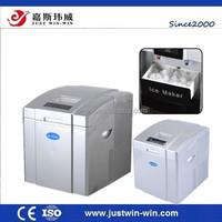 30-Pound Portable Ice maker 15 kgs ice production for lab, home, office, bar, restaurant, hotel etc