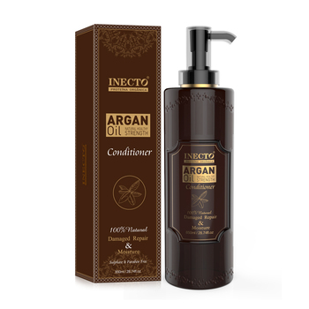 factory price Inecto bio argan oil hair shampoo organic shampoo