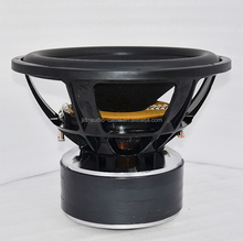 "Made in China subwoofer for cars with Rms 5000w 10"" 12"" 15"" 18"" Subwoofer spl woofer"