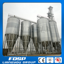 Wide application small grain silos chicken feed silo