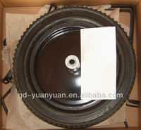 Wheelbarrow rubber tyre/tire