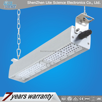 led linear high bay light, wiring-through connection, hot sale in Europe and America Market
