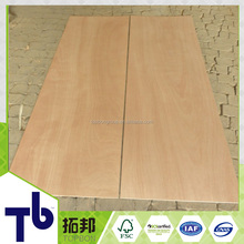 okume door skin plywood with competitive price