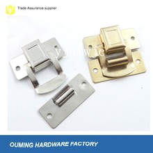 China Fashion metal lock for wooden box Latch for box