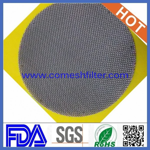 (professional)stainless steel border filter disc