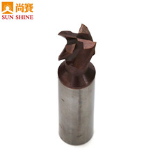 Nonstandard end mills milling cutters customized milling tools