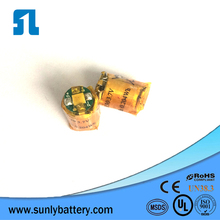 SL 10140 3.7v 85mah smallest cylindrical soft pack Lipo Battery for Smart Wearable Devices