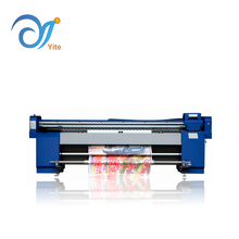Industrial digital direct inkjet textile fabric cheap price printing machine