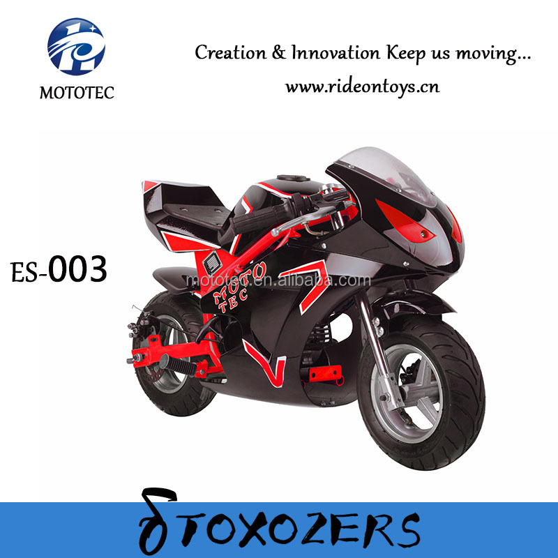 49cc 2-stroke bike/ gasoline pocket bike 50cc mini chopper motorcycle