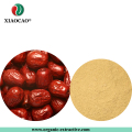 Top grade & Low price Fresh taste organic red dates extract powder / jujube powder