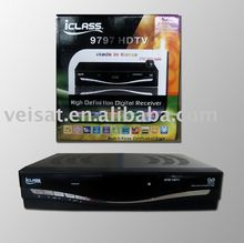 ICLASS 9797X PVR HD satellite receiver