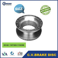 11071835 11102398 brake disk rotor disc brake DISCO DE FRENO for VOLVO truck