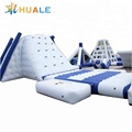 Best offer Giant Water Obstacle Game Inflatable Floating Water Park For Sale