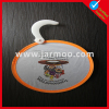 Factory promotional cheap foldable cheap dog fabric nylon frisbee