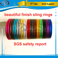 hot sale! Safety new born baby carrier sling rings with SGS certification