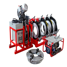 250mm/90mm HDPE Pipe Hydraulic Butt Fusion Welding Machine