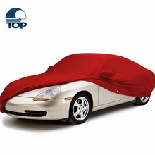 Oxford fabric 100% Polyester classic outdoor hot sale PP cotton PEVA automatic water proof Polyester Extra Heavy Duty car cover