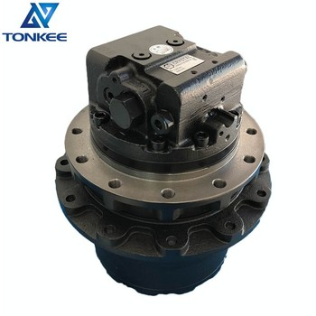 TM09 TM09C travel motor PC60-7 PC75UU SK60-5 DH80 TM09C final drive