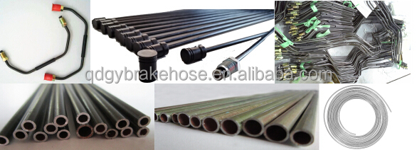 steel brake pipe for brake system