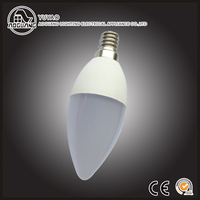 China soft well selling led lights candle