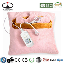 heated cushion warmer electric pad for hand and foot with 4 tempreture heating