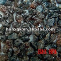 High quality brown fused alumina for low cement castables,plastics,bricks