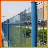 Bend Metal Airport Fence