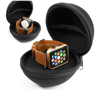 Durable Shock Resistant EVA Protective Hard Shell Case in Classic Black for NEW 2015 smart watch