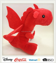 Plush Toy Red Dragon Wholesale