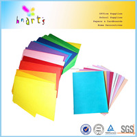 spiral notebook with colored paper ,color paper rolls