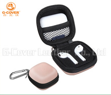 Personalized EVA bluetooth headset earphone case