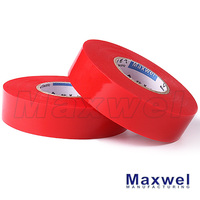 Low voltage insulation tape pvc pipe wrapping tape