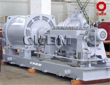 API 610 Double Suction Heavy-duty Centrifugal Pump