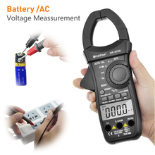 HoldPeak HP-570N unit clamp meter power clamp meter with digital clamp meter manual