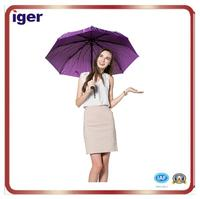 Beautiful promotion colorful folding cow umbrella
