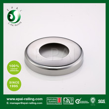 stainless steel handrail base plate cover design
