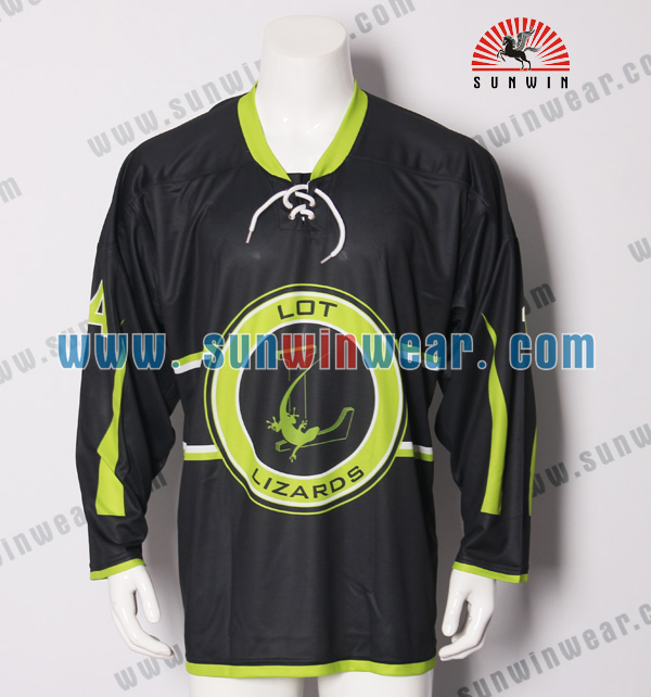 design free adult wholesale blank ice hockey jersey for USA hockey team