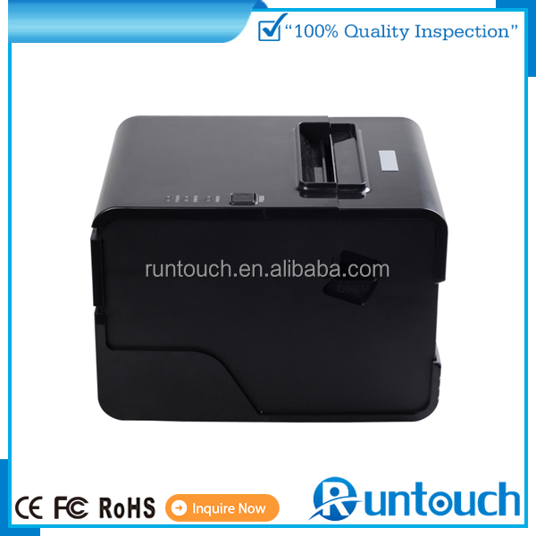 Runtouch RT-P80260N cheap 80mm Receipt Thermal Printer for cash register and POS terminal applications