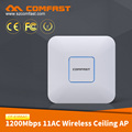 COMFAST CF-E355AC QUALCOMM Chipset 1200Mbps WiFi Ceiling AP/ Wireless Access Point 64M DDR 16M Flash