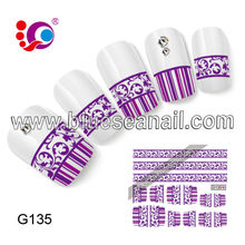 2014 new designs fashion nail art sticker nail accessories acrylic nail designs pictures