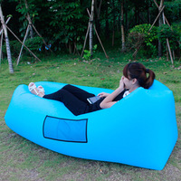 square air sleeping bag laybag inflatable sofa supplier