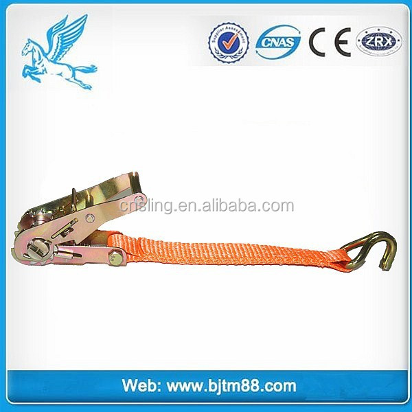 TUV CE 1000LBS Cargo Lashing Strap/Ratchet Straps | Ratchet Tie Down Safety Belt | Ratchet Belt Webbing