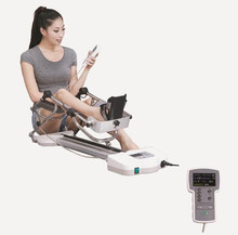 Physical therapy equipments leg exercise CPM