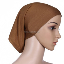 Muslim under scarf inner cap hijab women latest hijab